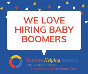 We Love Hiring Baby Boomers